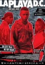 La Playa DC (2012) afişi