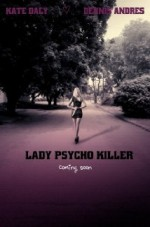 Lady Psycho Killer (2015) afişi