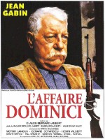 L'affaire Dominici (1973) afişi