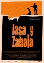 Lasa ve Zabala Dosyası (2014) afişi