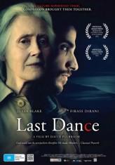 Last Dance (2012) afişi