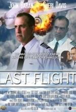 Last Flight (2013) afişi