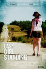 Last Girl Standing (2015) afişi