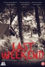 Last Weekend (2016) afişi