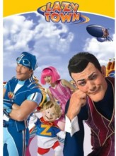 Lazytown Extra (2008) afişi