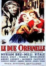Le Due Orfanelle (1954) afişi