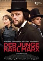 Le Jeune Karl Marx (2017) afişi