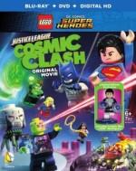 Lego DC Kozmik Çarpışma (2016) afişi