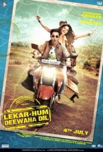 Lekar Hum Deewana Dil (2014) afişi