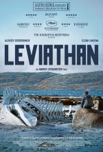 Leviafan (2014) afişi