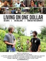 Living on One Dollar (2013) afişi