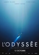L'odyssée (2016) afişi