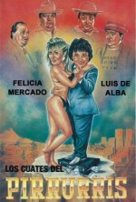 Los cuates del Pirruris (1990) afişi