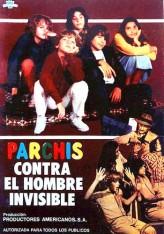 Los Parchís contra el inventor invisible (1981) afişi