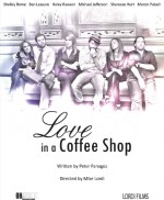 Love in a Coffee Shop (2013) afişi