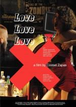 Love, Love, Love (2016) afişi