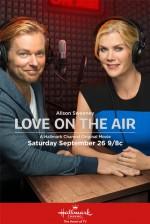 Love on the Air (2015) afişi