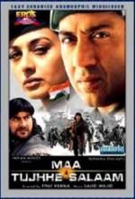 Maa Tujhhe Salaam (2002) afişi