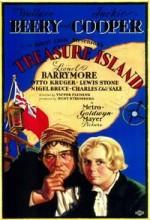 Macera Adası (ı) (1934) afişi