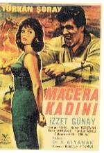 Macera Kadını (1964) afişi