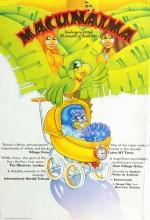 Macunaíma (1969) afişi