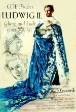Mad Emperor: Ludwig II (1955) afişi