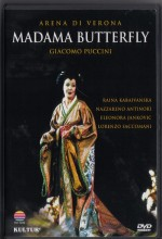 Madame Butterfly (1995) afişi