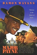 Major Payne (1995) afişi