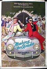 Making The Grade (1984) afişi
