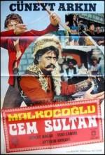 Malkoçoğlu Cem Sultan (1969) afişi