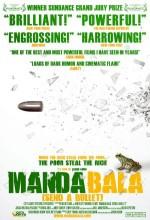 Manda Bala (send A Bullet) (2007) afişi