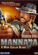 Mannaja (1977) afişi