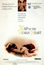 Map Of The Human Heart