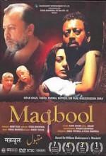 Maqbool (2003) afişi