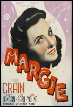 Margie (1946) afişi