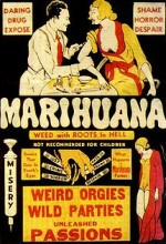 Marihuana (1936) afişi
