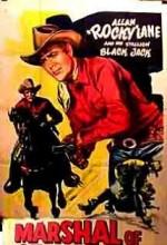 Marshal Of Cedar Rock (1953) afişi