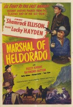 Marshal Of Heldorado (1950) afişi