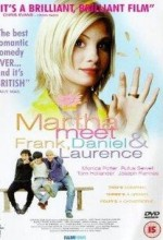 Martha, Meet Frank, Daniel And Laurence (1998) afişi