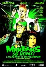 Martians Go Home!: La Venganza De Sara Clockwork (2006) afişi
