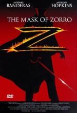 Maskeli Kahraman Zorro (1998) afişi