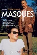 Masques (1987) afişi