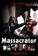 Massacrator (2009) afişi