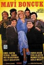 Mavi Boncuk (1974) afişi