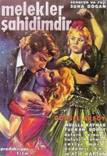 Melekler şahidimdir (1961) afişi