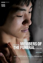 Members Of The Funeral (2008) afişi