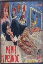 Memiş İş Peşinde (1957) afişi
