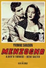 Menzogna (1952) afişi