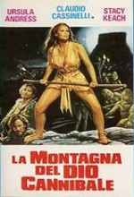 The Mountain Of The Cannibal God (1978) afişi