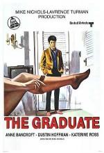 Mezun (1967) afişi